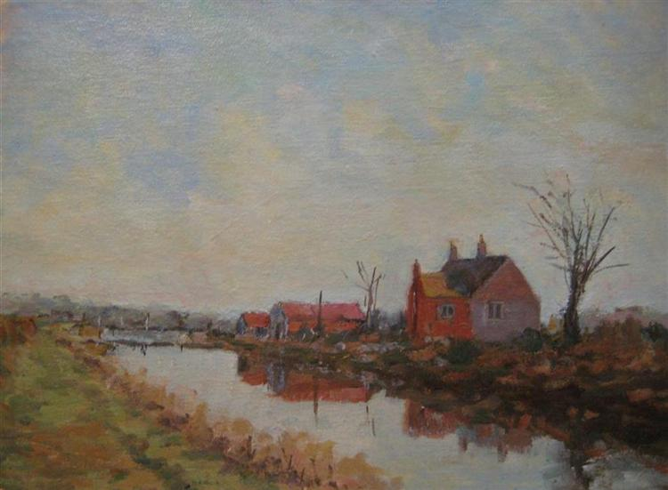Edge of Canal